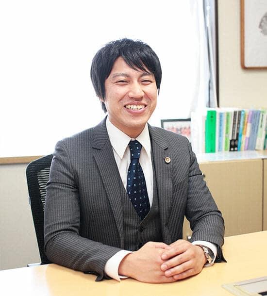 高橋代表弁護士 弁護士紹介