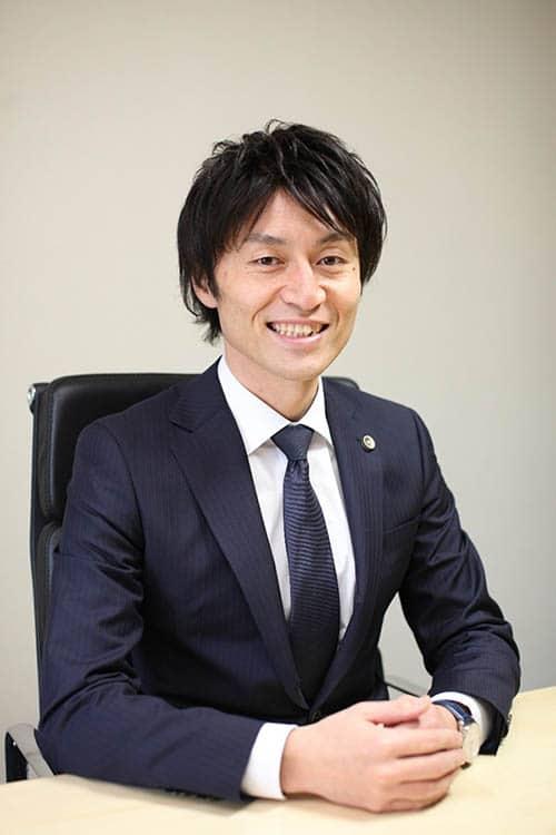 代表弁護士 高橋 裕樹